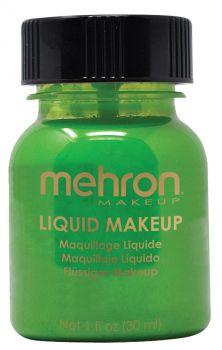 1oz Liquid Makeup - Green