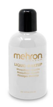 4.25oz Liquid Makeup - White