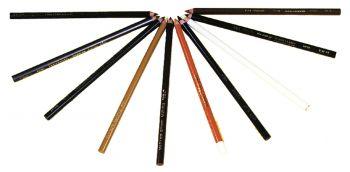 "7"" Makeup Pencil - Black"
