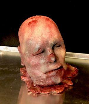 Body Parts Butcher Shop Deli Head