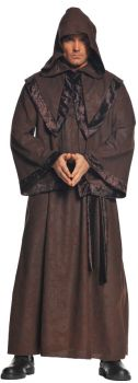 Deluxe Monk Robe Adult One Sz