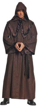 Men's Deluxe Monk Robe - Adult OSFM