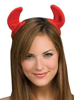 Devil Horns On Clips