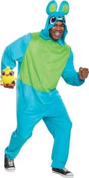 Adult Bunny Jumpsuit - Toy Story 4 - Adult SM/MD
