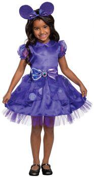 Minnie Potion Purple Clas 3t-4