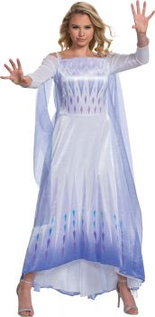 Elsa S.e.a. Deluxe Adult (8-10