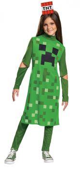 Girl's Creeper Classic Costume - Child L (10 - 12)