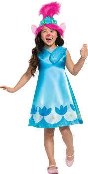 Poppy Classic Toddler Costume - Trolls Movie 2 - Child SM (4 - 6X)