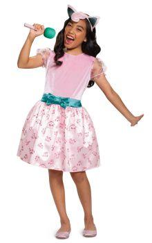 Girl's Jigglypuff Costume - Child M (7 - 8)