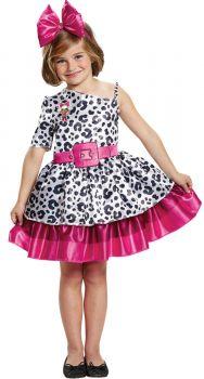 Girl's Diva Classic Costume - L.O.L. Surprise