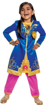 Mira Deluxe Toddler Costume - Child SM (4 - 6X)