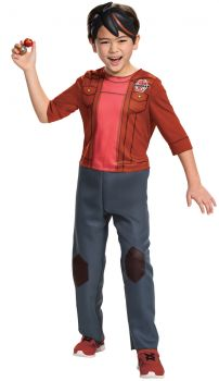 Boy's Dan Kuozo Classic Costume - Bakugan - Child LG (10 - 12)