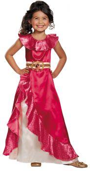 Girl's Elena Adventure Dress - Elena Of Avalor - Child S (4 - 6X)