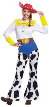 Women's Jessie Classic Costume - Toy Story - Adult S (4 - 6)
