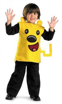 Wubbzy Classic Costume - Wow! Wow! Wubbzy - Toddler (3 - 4T)