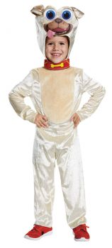 Boy's Rolly Classic Costume - Puppy Dog Pals - Child S (4 - 6)