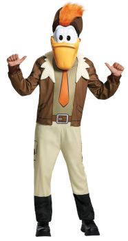 Boy's Launchpad Classic Costume - Ducktales - Child S (4 - 6)