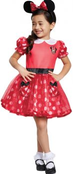 Red Minnie Mouse Costume - Infant (6 - 12M)