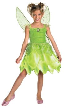 Girl's Tinker Bell & The Fairy Rescue Costume - Child S (4 - 6X)
