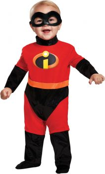 Incredibles Classic Infant Costume - Toddler (12 - 18M)