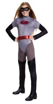 Girl's Elastigirl Classic Costume - The Incredibles 2 - Child L (10 - 12)