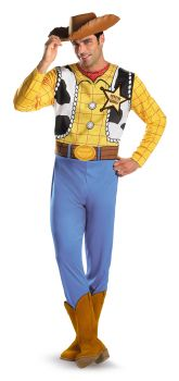 Men's Woody Classic Costume - Toy Story - Adult 2X (50 - 52)