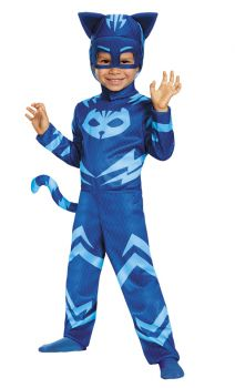 Boy's Catboy Classic Costume - PJ Masks - Toddler (3 - 4T)