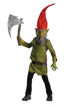 Boy's Wicked Troll Costume - Child S (4 - 6)