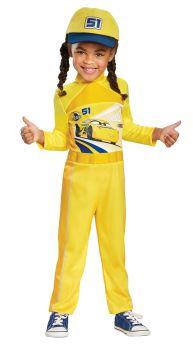 Girl's Cruz Classic Costume - Cars 3 - Child S (4 - 6X)