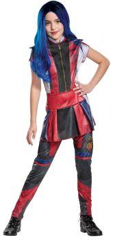 Girl's Evie Classic Costume - Descendants 3 - Child L (10 - 12)