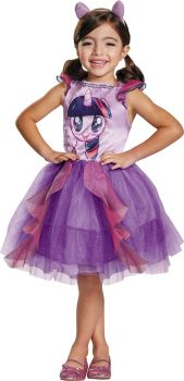 Twilight Sparkle Classic Toddler Costume - My Little Pony - Toddler (3 - 4T)