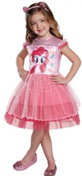 Pinkie Pie Classic Toddler Costume - My Little Pony - Toddler (3 - 4T)
