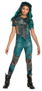 Girl's Uma Classic Costume - Descendants 3 - Child L (10 - 12)