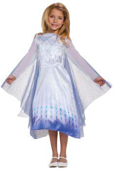 Snow Queen Elsa Classic Toddler Costume - Child M (7 - 8)