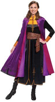Women's Anna Deluxe Costume - Frozen 2 - Adult S (4 - 6)