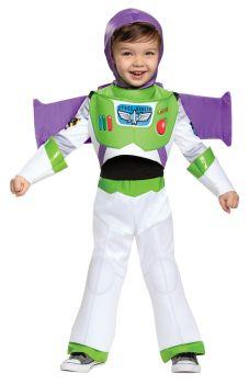 Boy's Buzz Deluxe Costume - Child M (7 - 8)