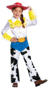 Girl's Jessie Deluxe Costume - Child S (4 - 6X)