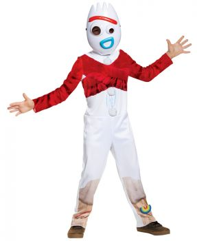 Boy's Forky Classic Costume - Toy Story 4 - Child M (7 - 8)