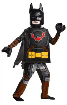Boy's Batman Deluxe Costume - Child M (7 - 8)
