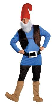 Men's Papa Gnome Costume - Adult XL (42 - 46)