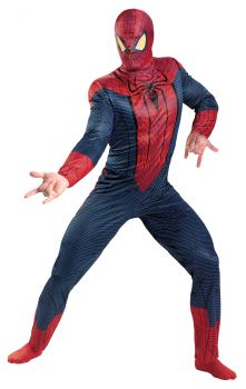 Men's Spider-Man Movie Costume - Adult 2X (50 - 52)