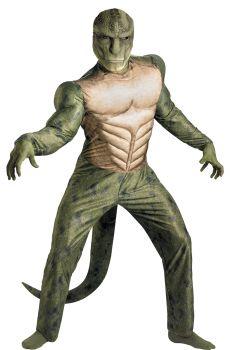 Men's Lizard Classic Muscle Costume - Adult XL (42 - 46)