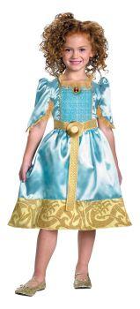 Girl's Merida Classic Costume - Brave - Child M (7 - 8)