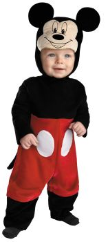 Mickey Deluxe Costume - Infant (6 - 12M)