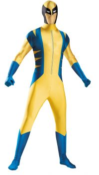 Boy's Wolverine Bodysuit - Teen (14 - 16)