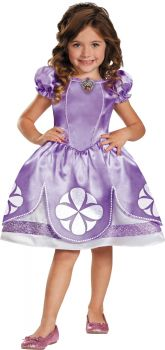 Girl's Sofia Classic Costume