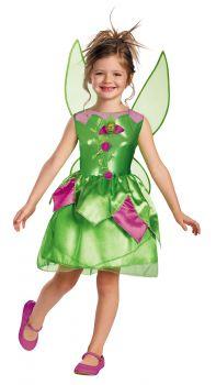 Girl's Tinker Bell Classic Costume - Child M (7 - 8)