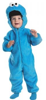 Cookie Monster Deluxe Costume - Sesame Street
