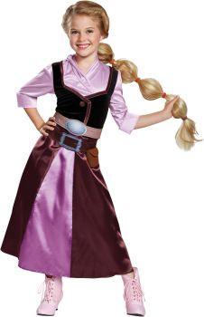 Girl's Rapunzel Classic Costume - Tangled - Child M (7 - 8)