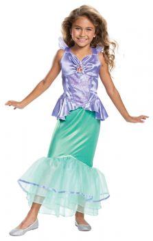 Girl's Ariel Classic Costume - Toddler (3 - 4T)